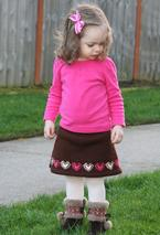 Sweetheart Skirt Pattern