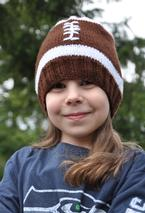 Football Hat Pattern