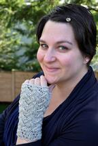 Labyrinth Fingerless Gloves