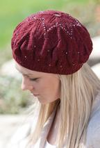 Starflower Beret Pattern