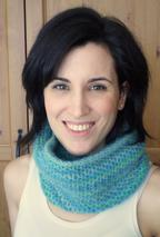 Honeycomb Brioche Cowl/Shrug Pattern