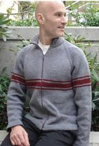 Carboy Men Sweater Pattern