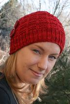 Jennifer Head-Hugger Hat Pattern