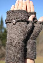 Oxford Mitts Pattern