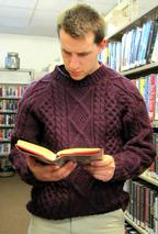 O'Casey Men's Sweater Pattern