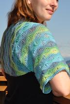 Naunet Shrug Pattern