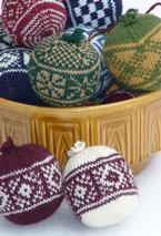 Colorwork Ornaments Pattern