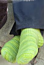 Cow Springs Hiking Sock Pattern