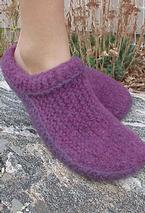 Felted Clogs Made Easy! Pattern