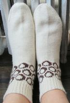 Tenafly Socks Pattern