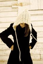 Willow Catkin Hood Pattern