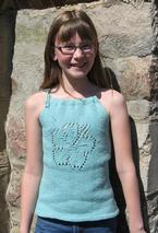 Theresa Nichole Child Tank Top Pattern