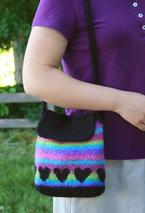 Sweet Silhouettes Felted Purse Pattern