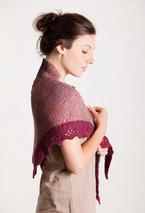 Broderie Anglaise Shawl Pattern
