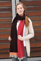 Project Rothko Scarf Pattern