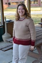 Honey Tweed Sweater Pattern