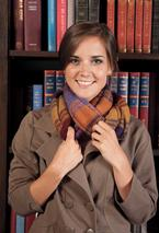 Clarendon Cowl Pattern