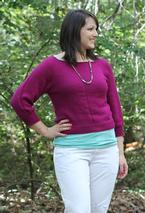 Jilted Sweater Pattern