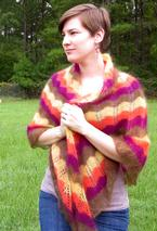 Technidream Shawl Pattern