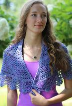First Love Crochet Shawl Pattern
