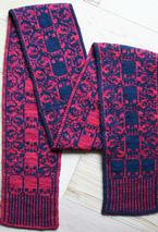 Scare Isle Scarf and Sox Pattern