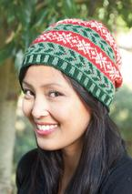 Deck the Halls Hat Pattern