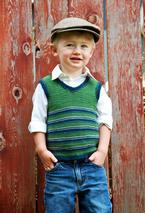 Oxford Child Vest Pattern
