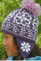 Scandanavian Snows Hat Pattern