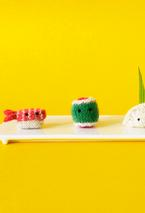 Tiny Sushi Bar Set Pattern