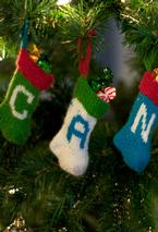 Candy Stockings Pattern