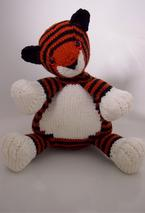 Tubby Tiger Pattern