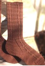 Dallas Socks Pattern