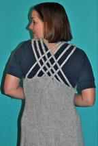 Split Second Vest Pattern