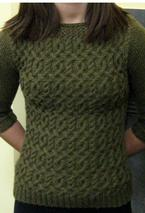 Milam Gap Boatneck Sweater Pattern