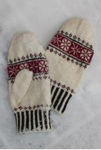 First Frost Mittens Pattern