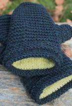 Double Lined Mittens Pattern