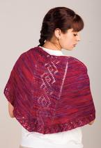 Vines on a Trellis Shawl Pattern