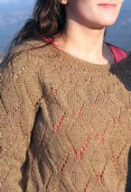 Wave Sweater Pattern