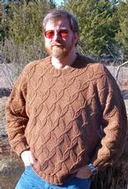 Not So Frosty Men's Pullover Pattern