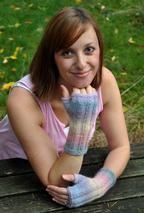Merryweather Fingerless Gloves Pattern