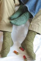 Hunter Socks Pattern
