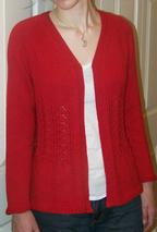Plus Size Really Fits Top Down Cardigan For All Seasons  Pattern