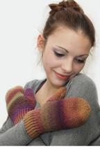 My Favorite Crochet Mittens Pattern