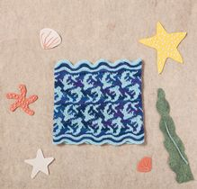 Mermaid Cowl Pattern Pattern