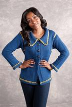 Hampshire Sweater Jacket Pattern