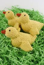 Small Chick Pattern