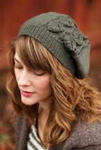 Laurelwood Slouchy Beanie Pattern