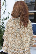 My Bliss Stranded Shawl Pattern