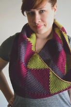 Honors Geometry Cowl Pattern Pattern