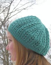 Sweet & Simple Lace Hat Pattern Pattern